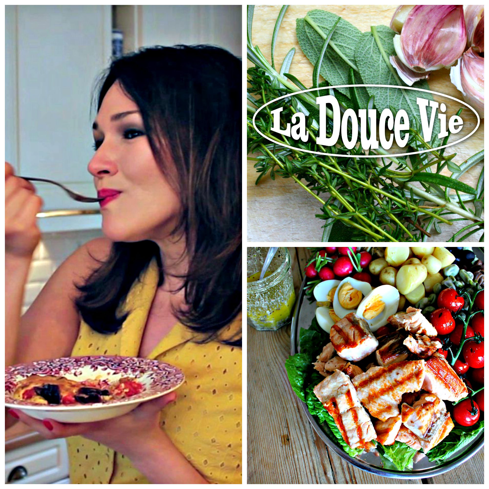 paola  la douce vie cooking